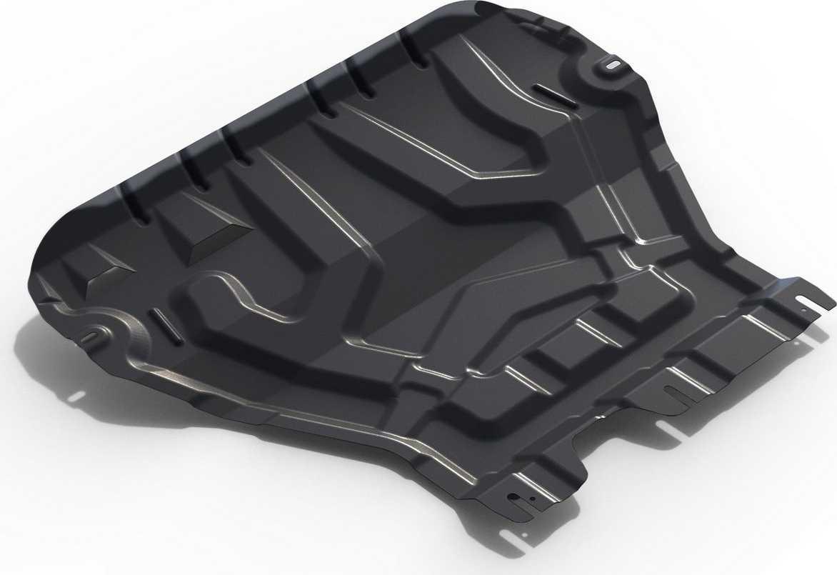 Защиты картера двигателя Skoda Octavia A5 2004-2013 купить в интернет-магазине