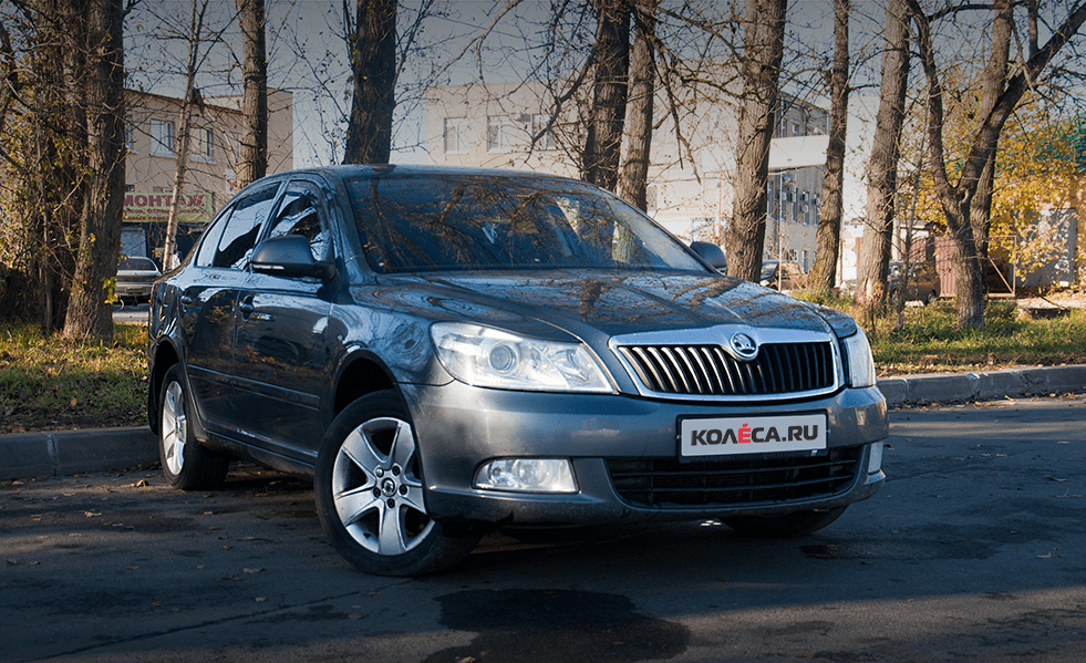 Обслуживание и ремонт Škoda Octavia II: страх и ненависть с коробкой DSG-7 - КОЛЕСА.ру – автомобильный журнал