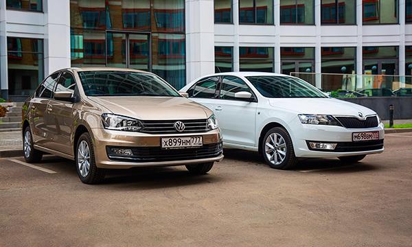 Лига плюща. VW Polo против Skoda Rapid :: Autonews