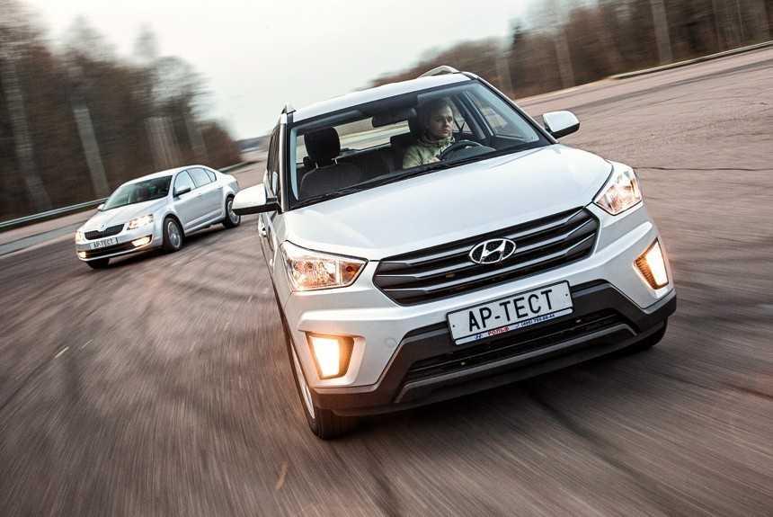 Сводим седаны Hyundai Elantra иKia Cerato слифтбеком Skoda Octavia — ДРАЙВ