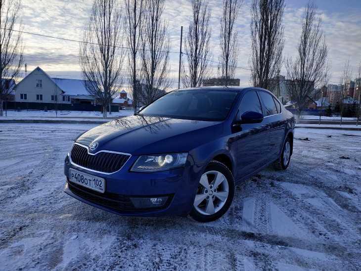 Гид по покупке Skoda Octavia III - КОЛЕСА.ру – автомобильный журнал