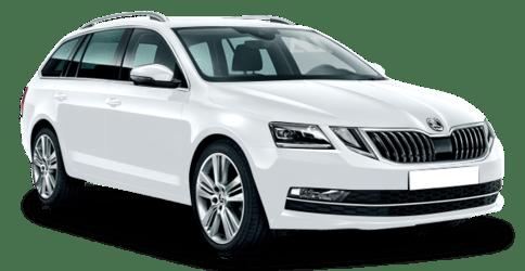 Мини-тест универсала Skoda Octavia Combi — Тест-драйв — Motor