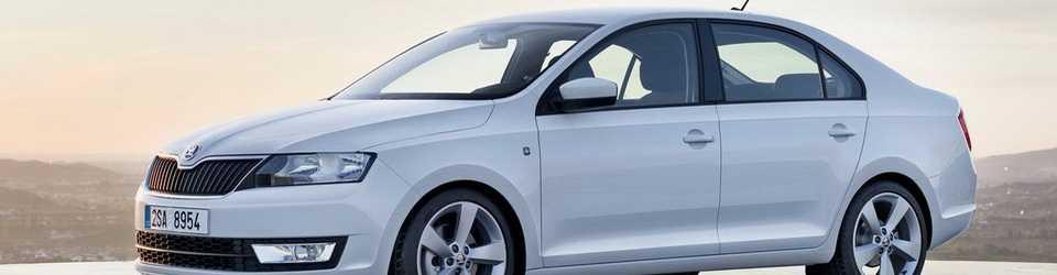 Технические характеристики Шкода Рапид 2020   ТТХ новой Škoda Rapid