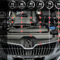 Техническое обслуживание SKODA SUPERB 1,8 TSI CDAA, CDAB, CCZA   в Москве - Техцентр SKODA «ВАГ Автосервис»