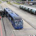 Список систем скоростного автобусного сообщения - List of bus rapid transit systems - qaz.wiki