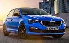 Технические характеристики нового ŠKODA RAPID – габариты и клиренс, размер багажника, двигатели и расход топлива Шкода Рапид 2021