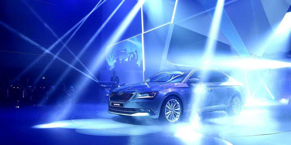 Что Skoda противопоставила практически идеальному VW Passat — Лаборатория — Motor