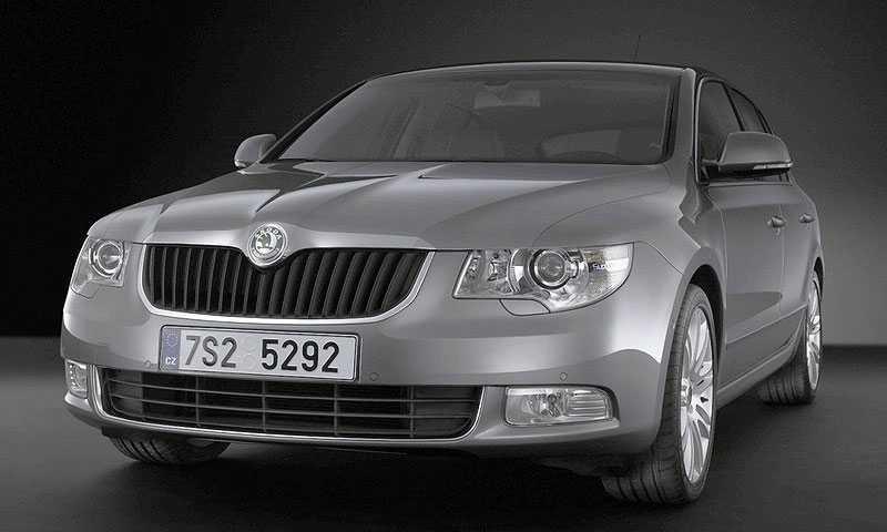 Шкода Суперб - цена, комплектации, обзор Skoda Superb, стоимость модификаций автомобиля Шкода Суперб. -