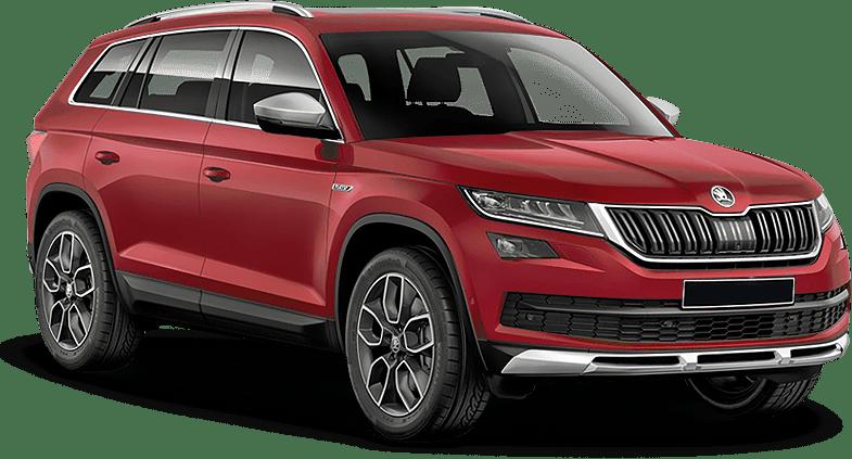 Цены на Шкода Кодиак 2020 в Москве | Комплектации на новый Škoda Kodiaq 2019