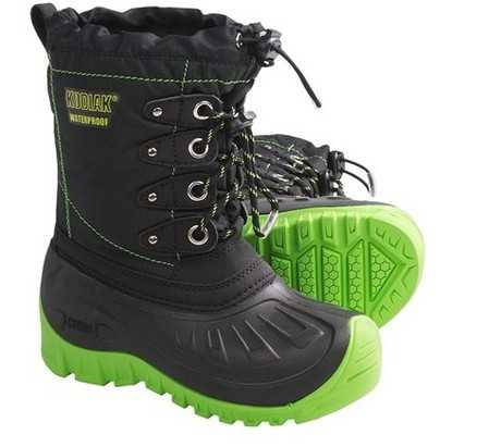 Обзор зимних сноубутсов с термоваленком Kodiak Radley Snow Boots,  - 74421 - Кашалот