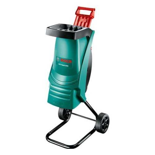 Отзывы о садовом измельчителе мусора Bosch AXT 2000 RAPID 0.600.853.500. Читать 58 отзывов покупателей - интернет магазин ВсеИнструменты.ру