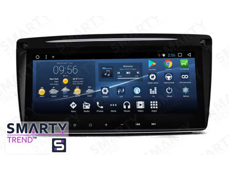 SMARTY Trend Entertainment Multimedia for Skoda Octavia A7 video review. - Info-blog, news and video reviews about Android In-Dash Car Head Units