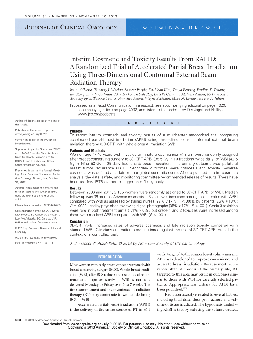 (PDF) The RAPID-CTCA trial (Rapid Assessment of Potential Ischaemic Heart Disease with CTCA) - a multicentre parallel-group randomised trial to compare early computerised tomography coronary angiography versus standard care in patients presenting with suspected or confirmed acute coronary syndrome: Study protocol for a randomised controlled trial