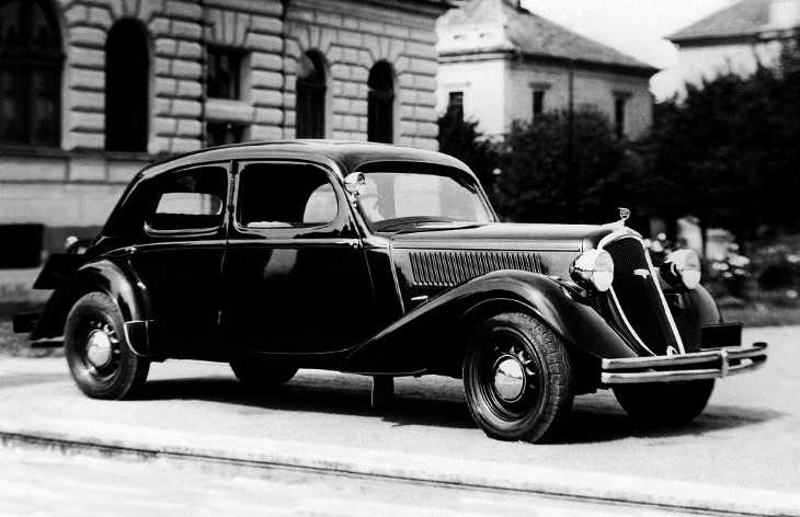 Skoda Superb — история модели, фото, цены
