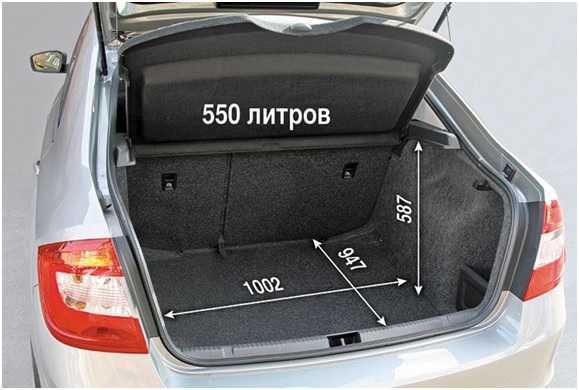 Технические характеристики нового ŠKODA RAPID – габариты и клиренс, размер багажника, двигатели и расход топлива Шкода Рапид 2020
