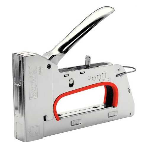 Степлер механический Rapid R353 WORKLINE - цена, отзывы, фото - купить в Москве, СПб и РФ