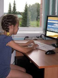 Онлайн-уроки печати слепым методом - Клавиатурный тренажёр